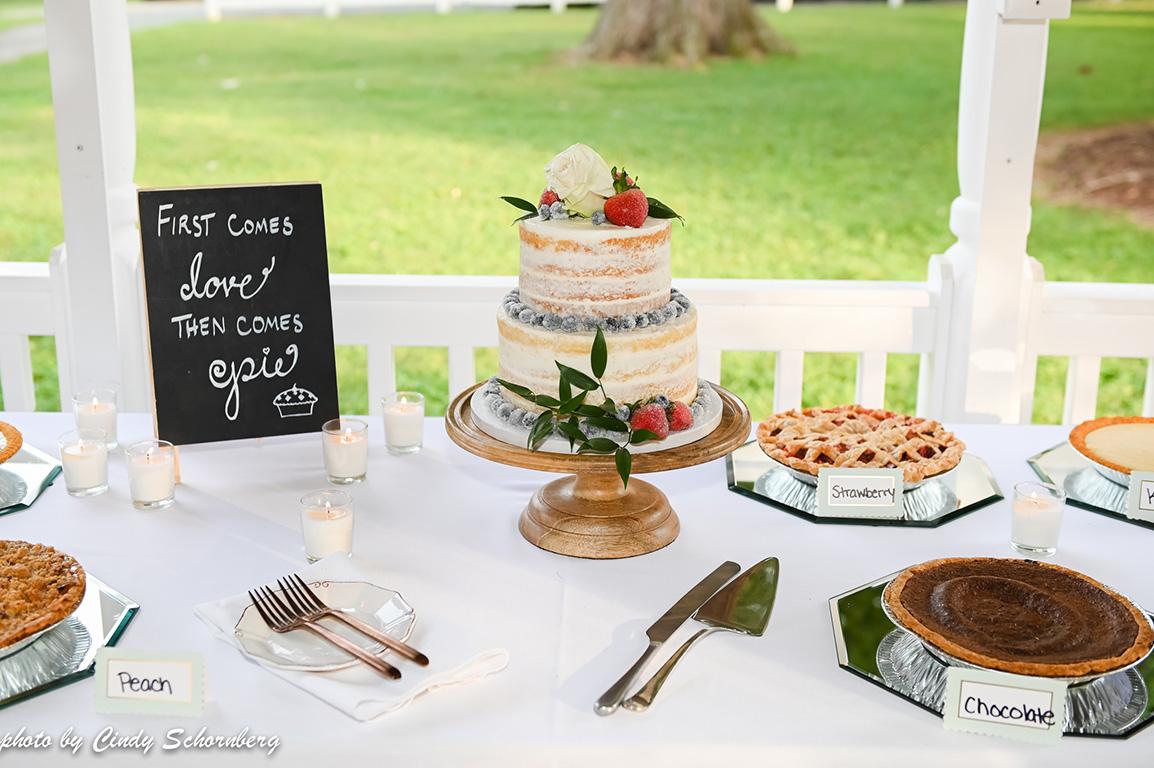 wedding cake and pies.jpg