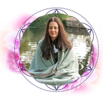 I became trained in self inquiry and meditation