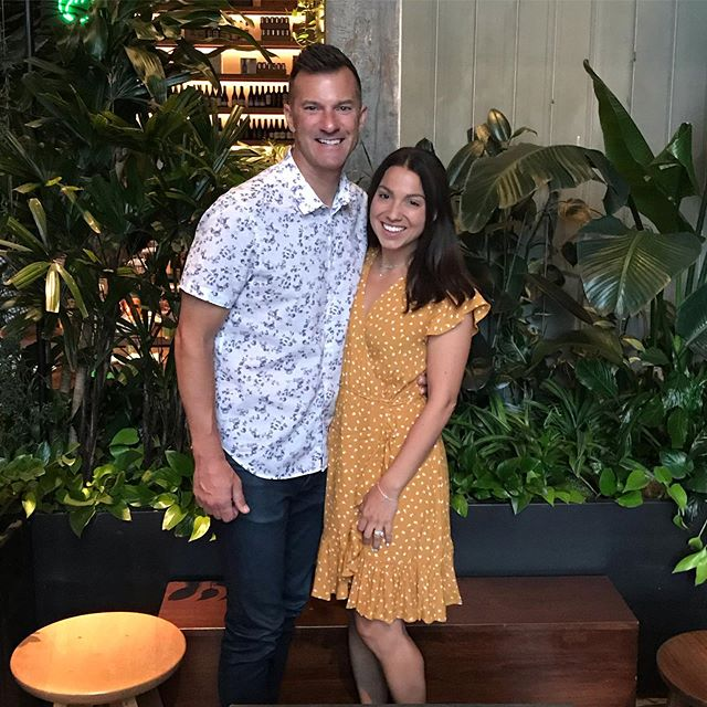 8 years married to this guy 🙋🏻♀️ still feelin' like newlyweds 💕 (most of the time) @kyleboyd22 thank you for being my rock, partner and literally my other half.  I love living life with you and especially experiencing BOMB restaurants like @inkonitola with you 🙏🏼 what an incredible night! #happyanniversary #dtla