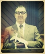 Ed Spurlock was the first full-time preacher, serving from 1976-87.