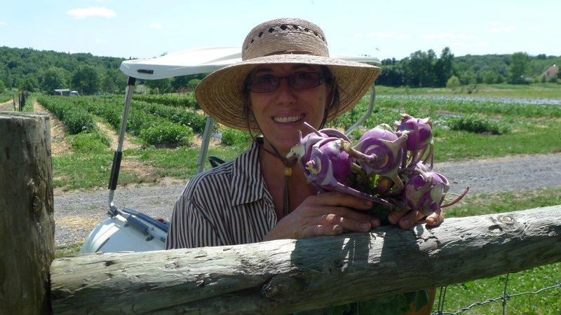 Kristy King, Katchkie Farm