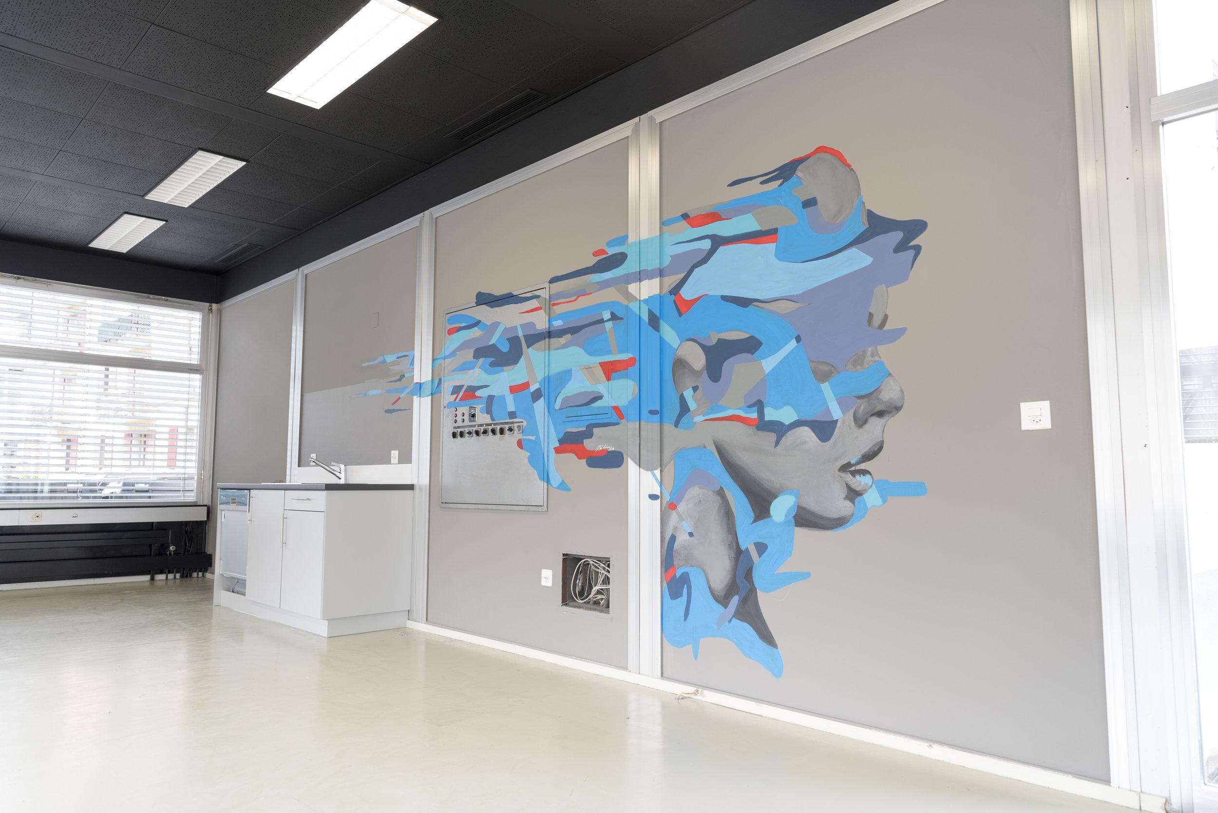Wall Painting OOH Media