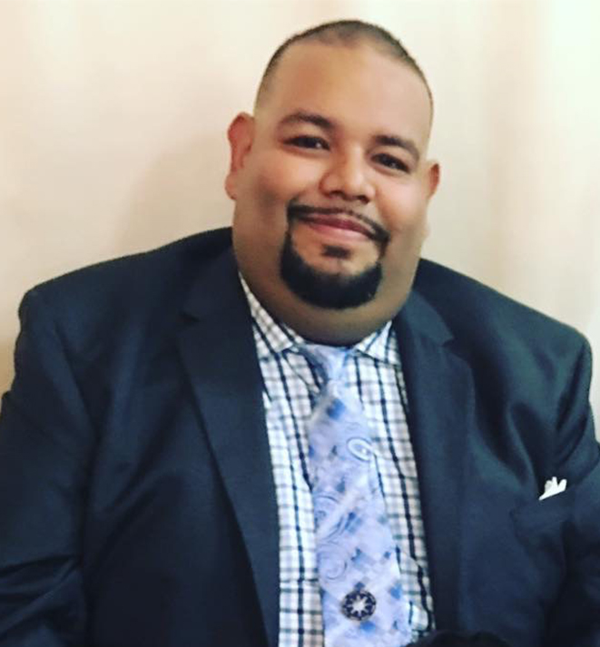 jOEL RODRIGUEz - associate pastor -
