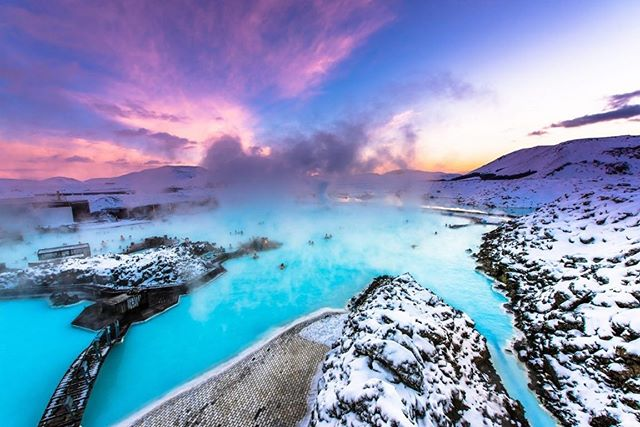 Did someone say... ICELAND? ✈️ Yes you heard that right, #VAMPPEDTOURS is jetting off to Iceland tomorrow and we CANNOT wait to see all this amazing beauty in person! Make sure to keep up with all the BTS festivities via our story 📷