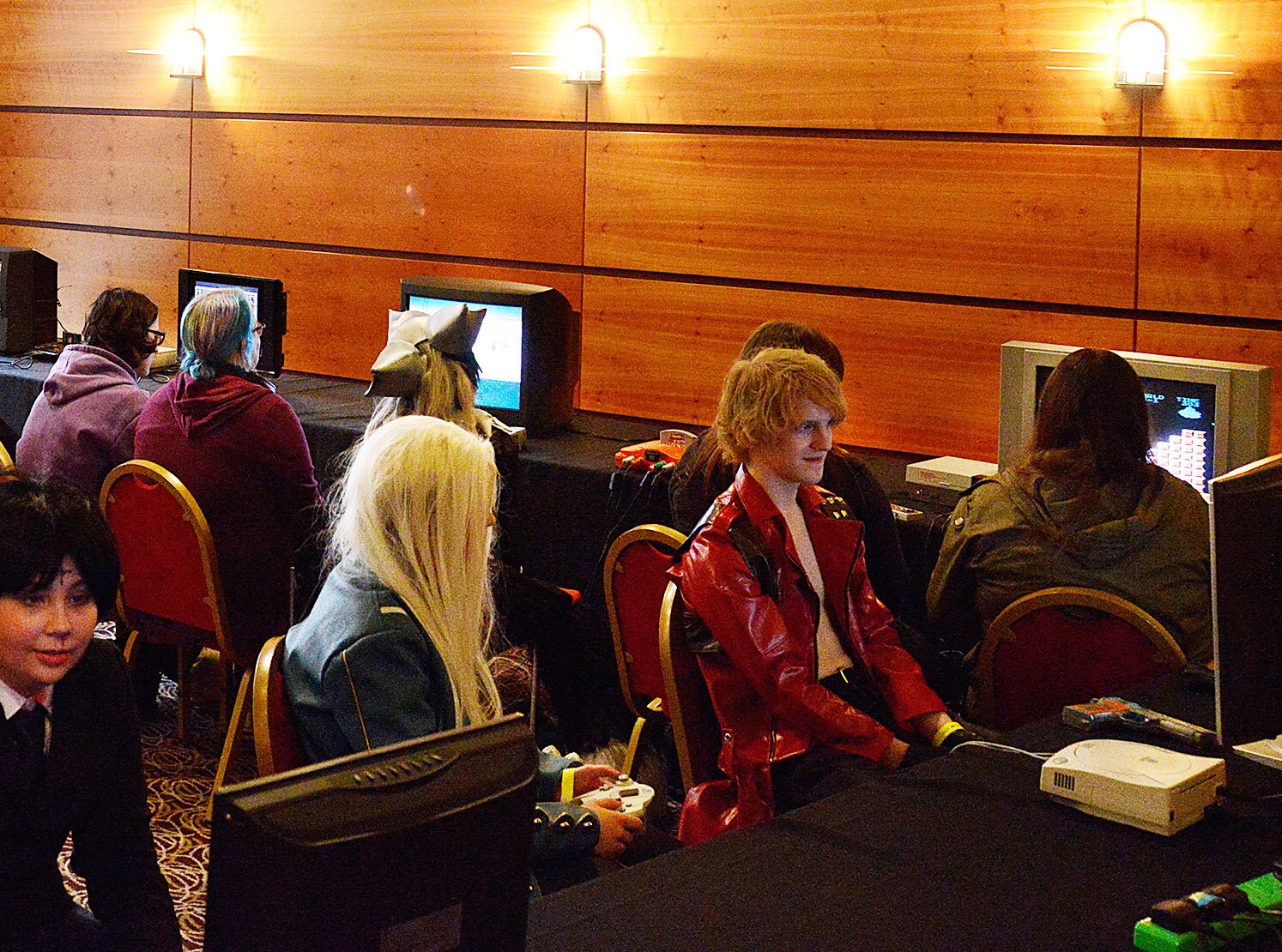 GAMING  Whether it's RETRO GAMING, TABLE TOP or TRADING CARD, we've got it covered at Rai Con with 3 dedicated areas.