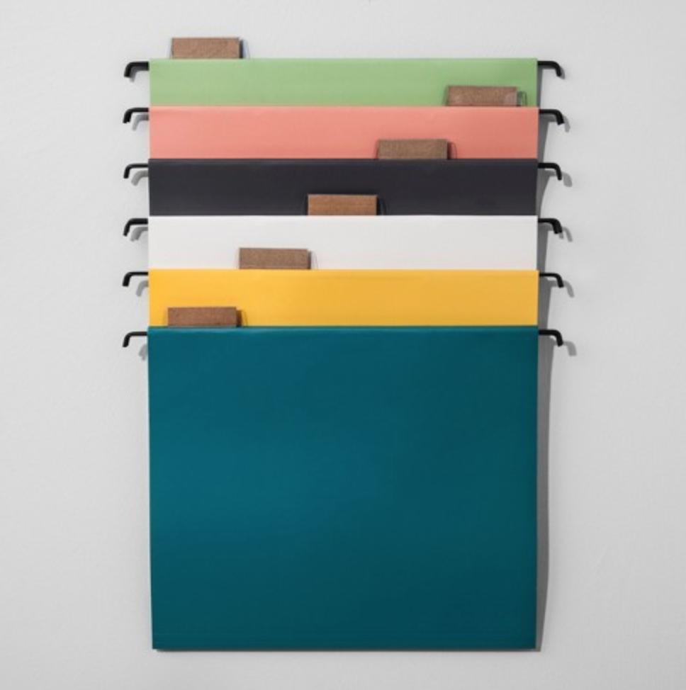 Solid Hanging File Folders