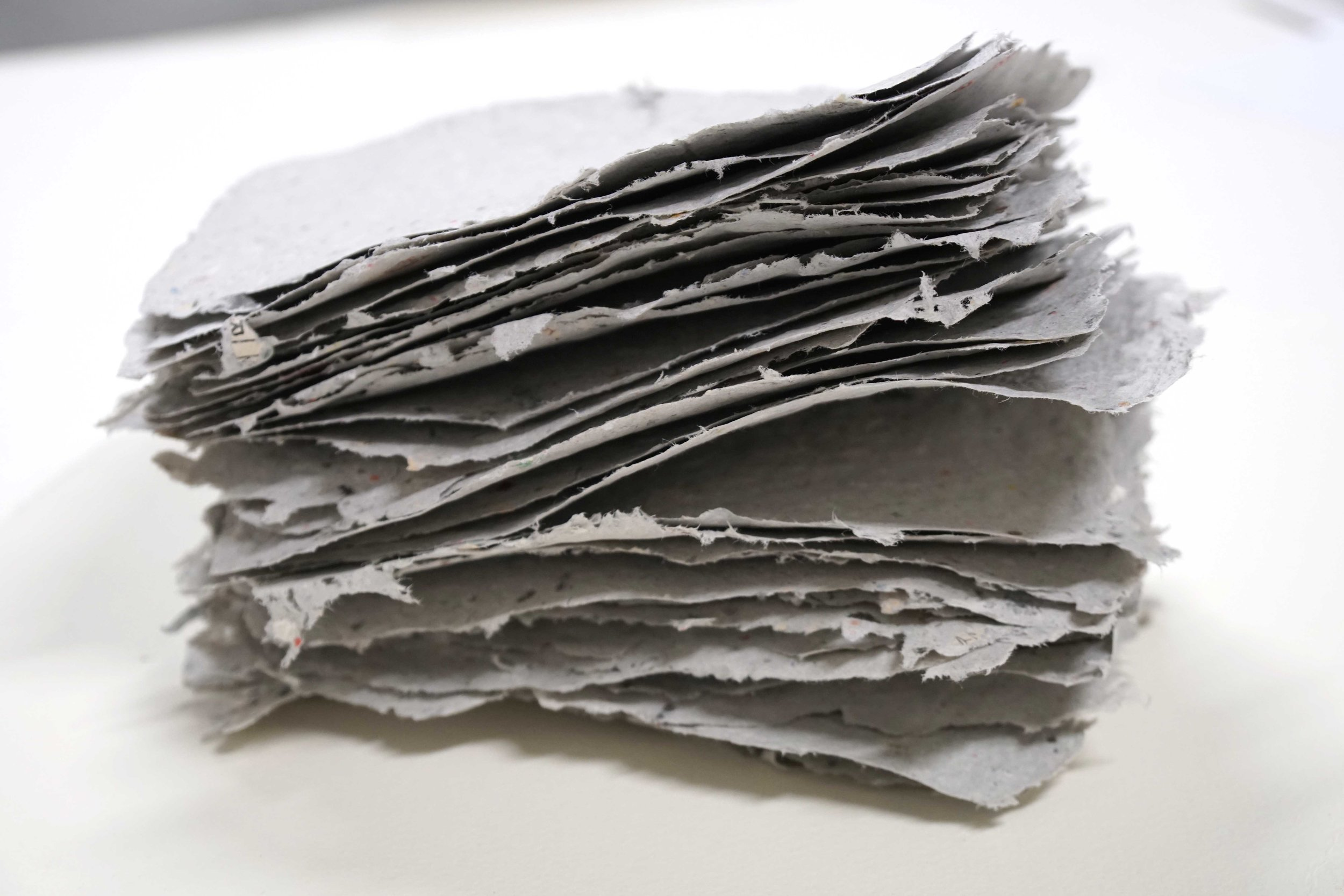WORKS AS PAPER -