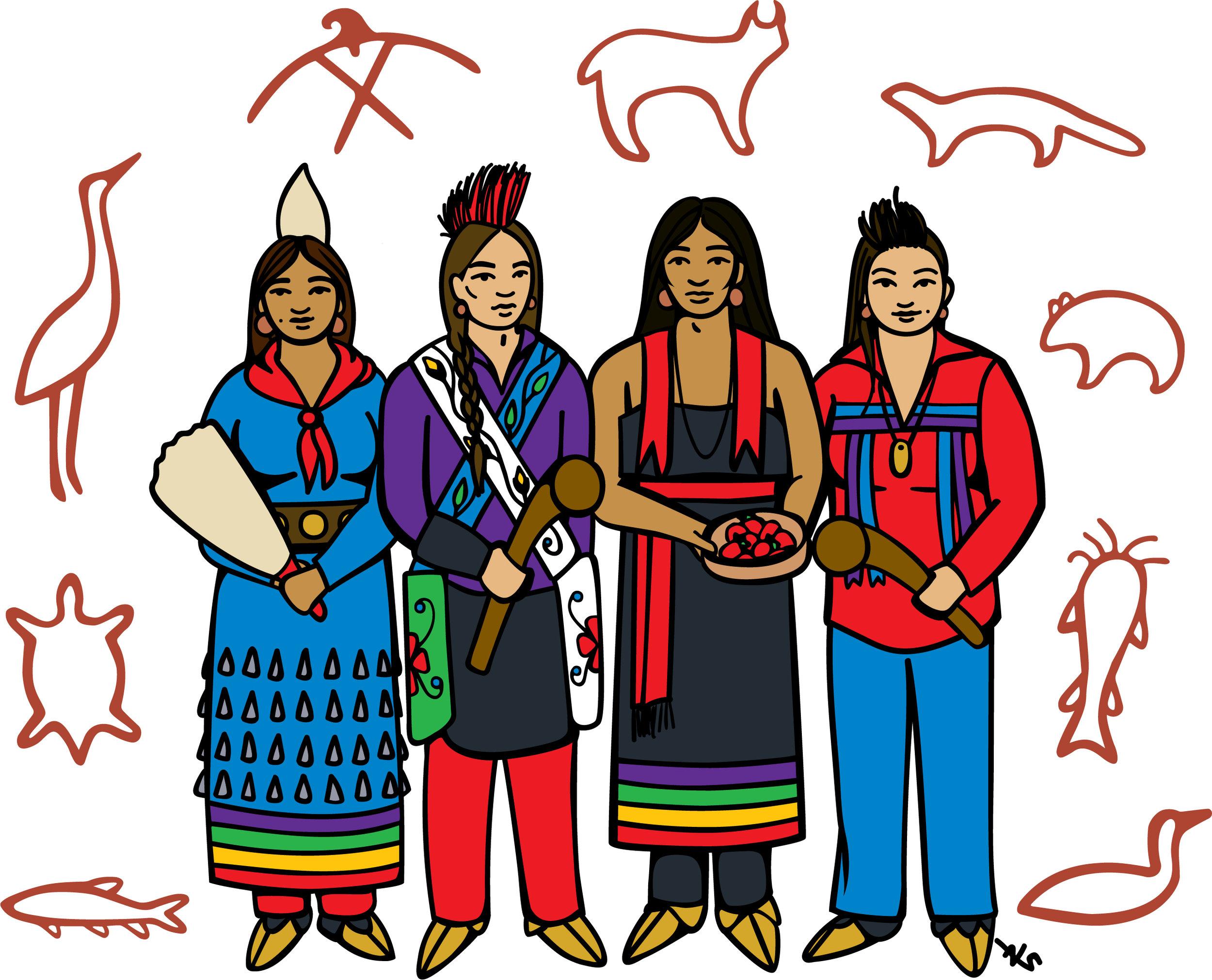 Two-Spirit Project — Native Ju...