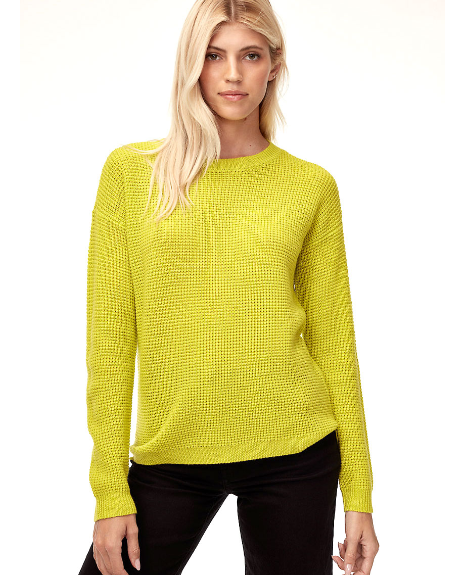 Aritzia Neon Sweater       $65