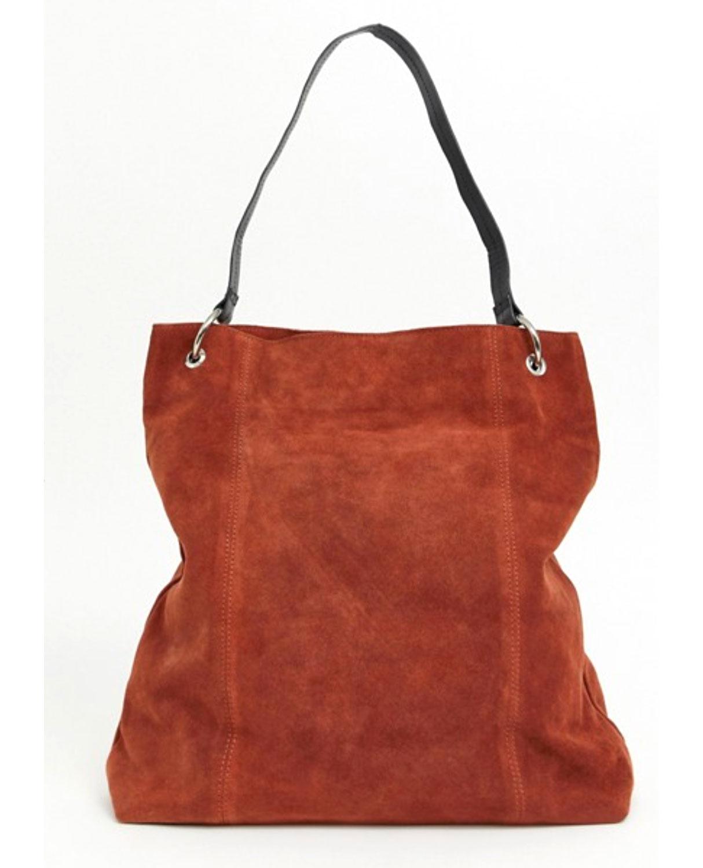 Asos Suede Bag     $56
