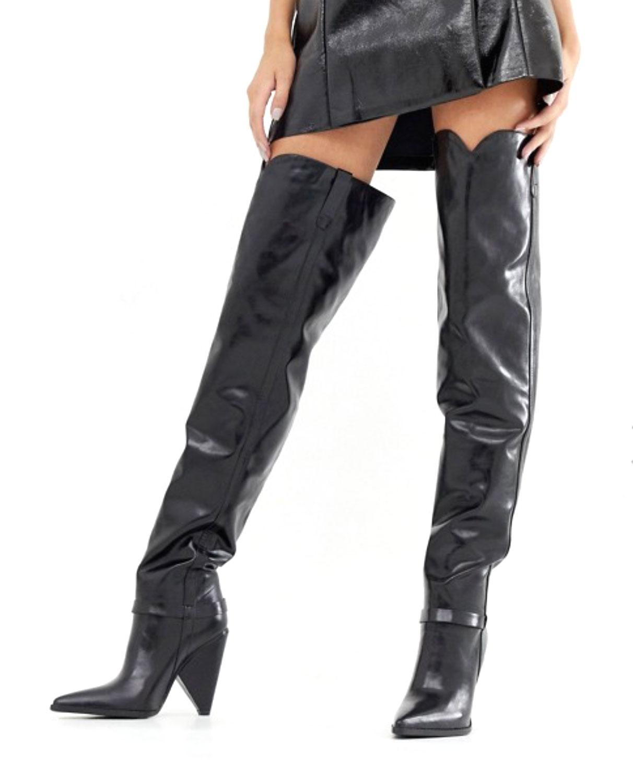 Lamoda Over-the-knee boots   $79