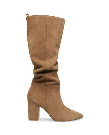 Steve Madden Suede Boots   $79.98