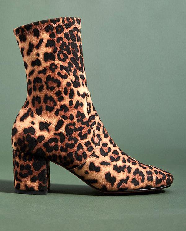 Silent D Sock Bootie     $138
