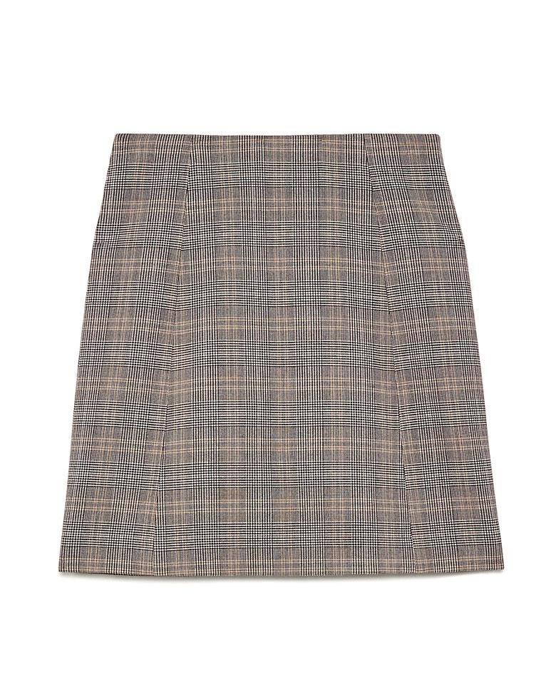 Aritzia Plaid Skirt     $88