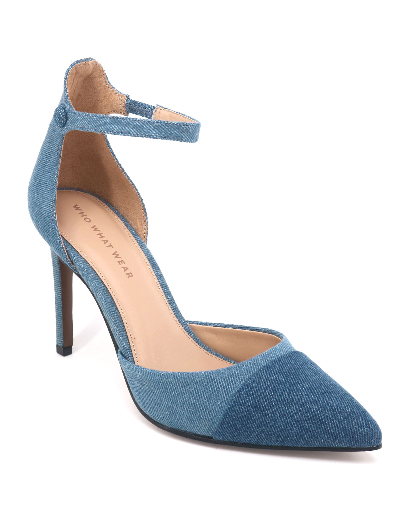 Who What Wear Color Block Heels     $17.49