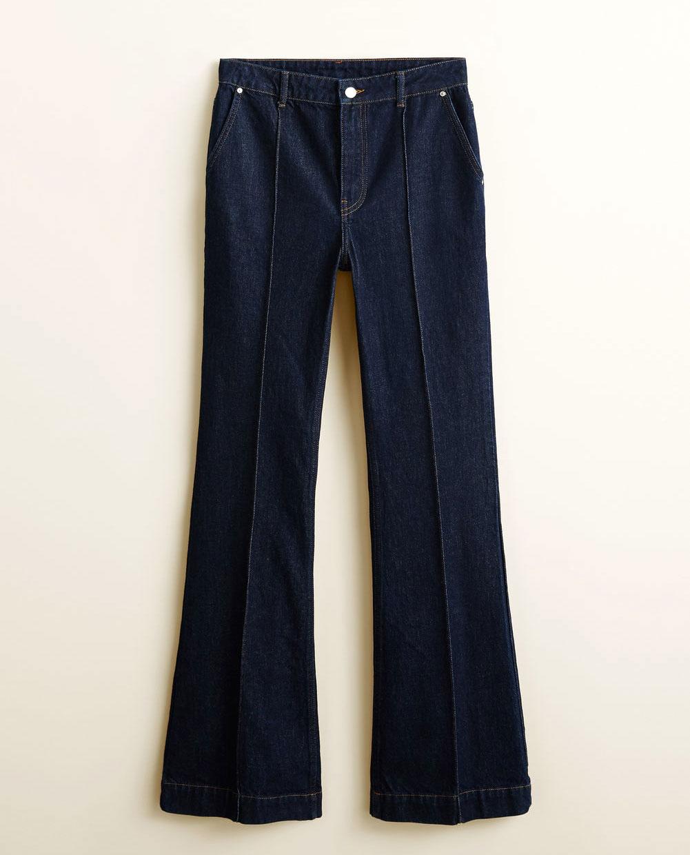 Mango Wide-leg jeans     $39.99