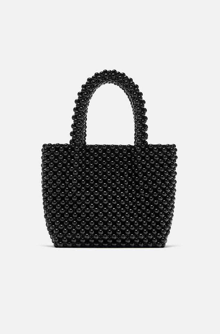 Zara Beaded Bag  $29.99