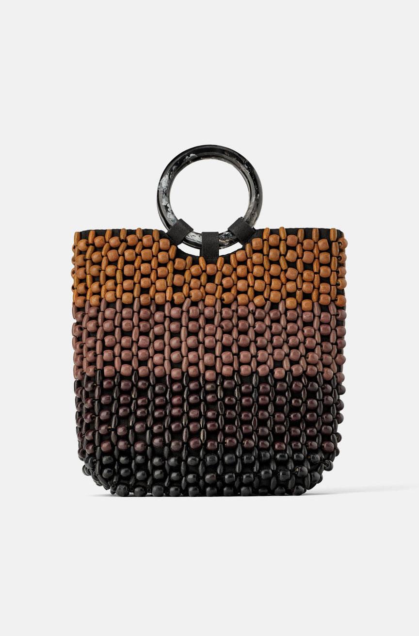 Zara Beaded Bag  $59.90