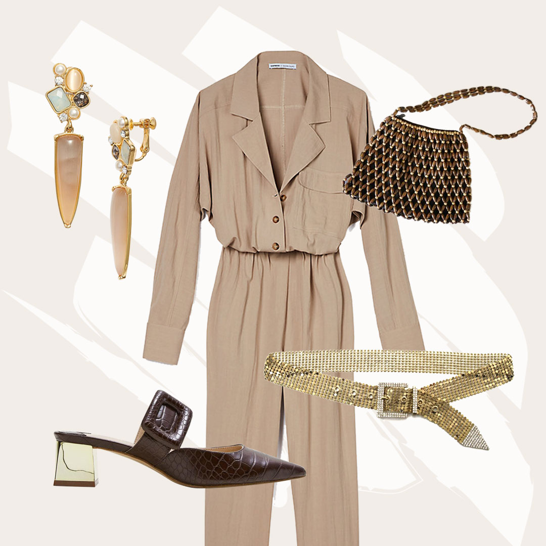 Wear This Bedazzled Outfit With A Modern Twist - Beads and pearls are the subtle touch of glam your wardrobe needs.