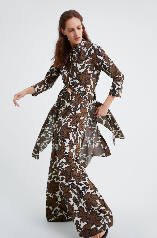 Zara Tropical Pant  $69.90
