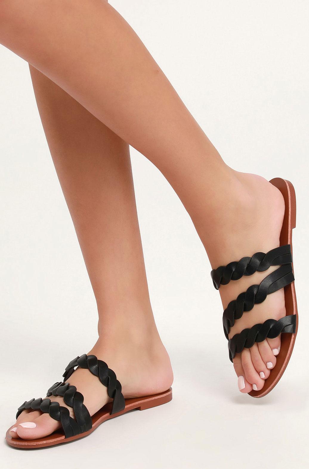 Lulu Sandals       $21