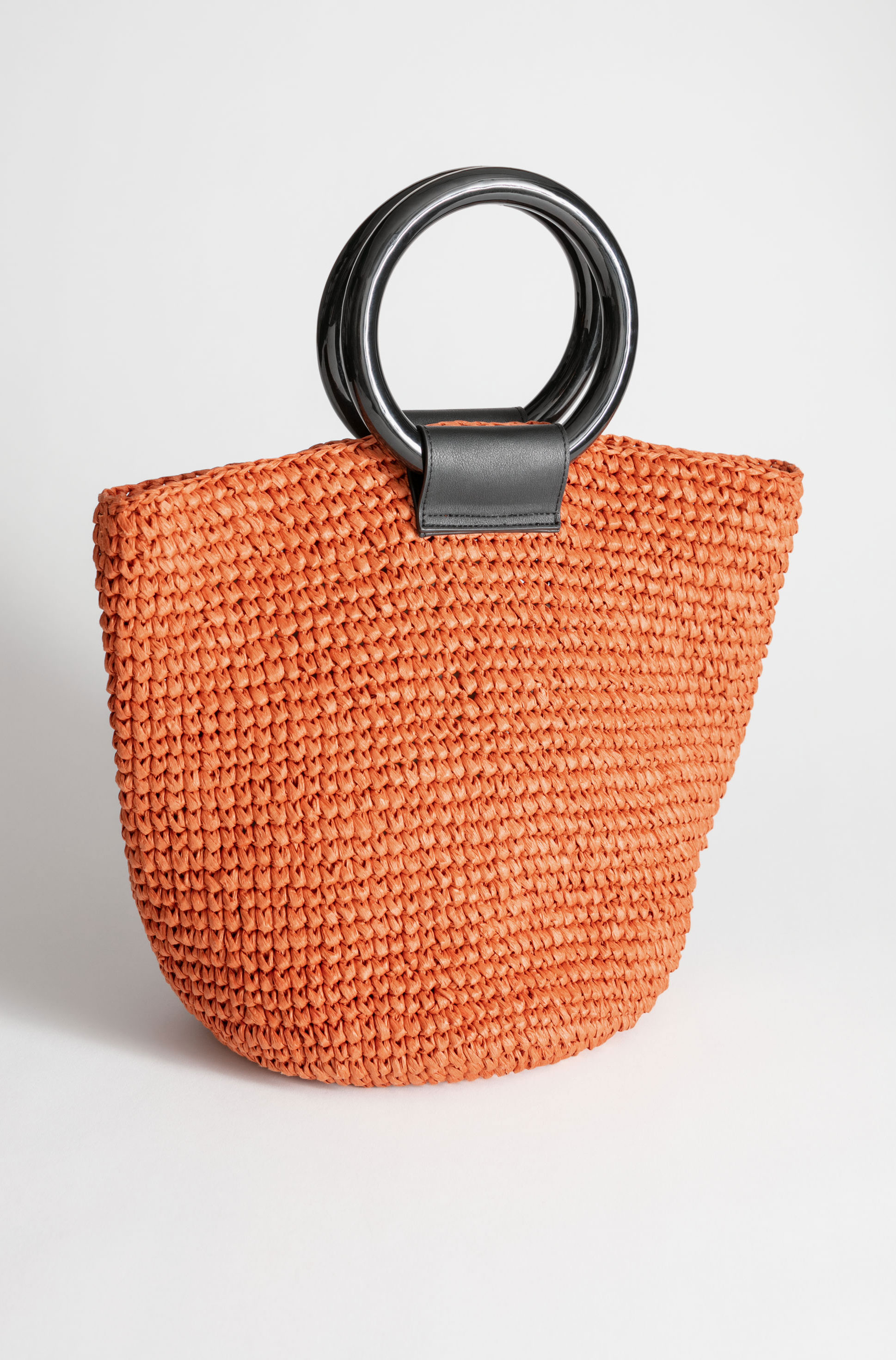 & Other Stories Straw Tote    $79