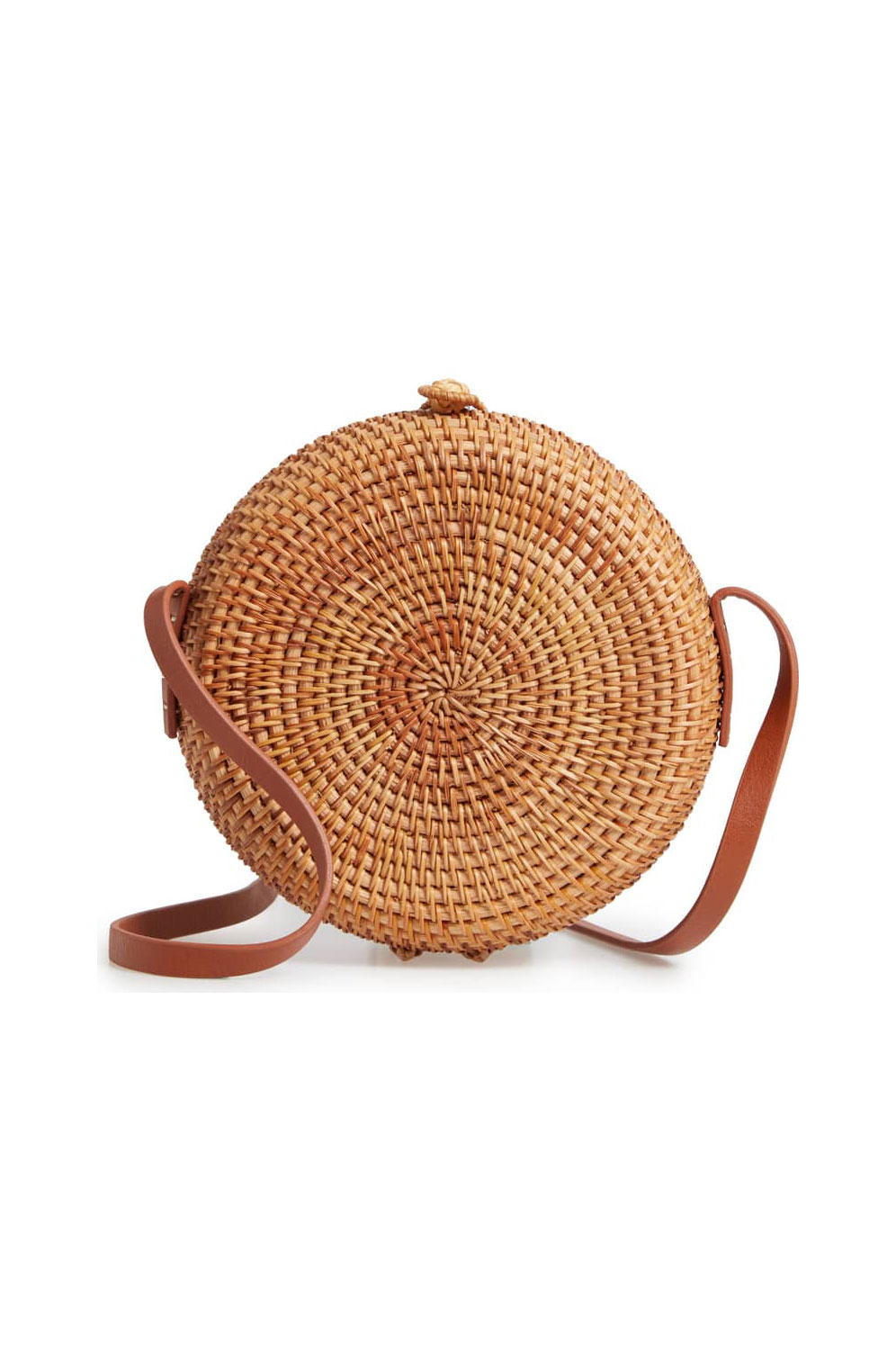 Madewell Straw Crossbody  $128