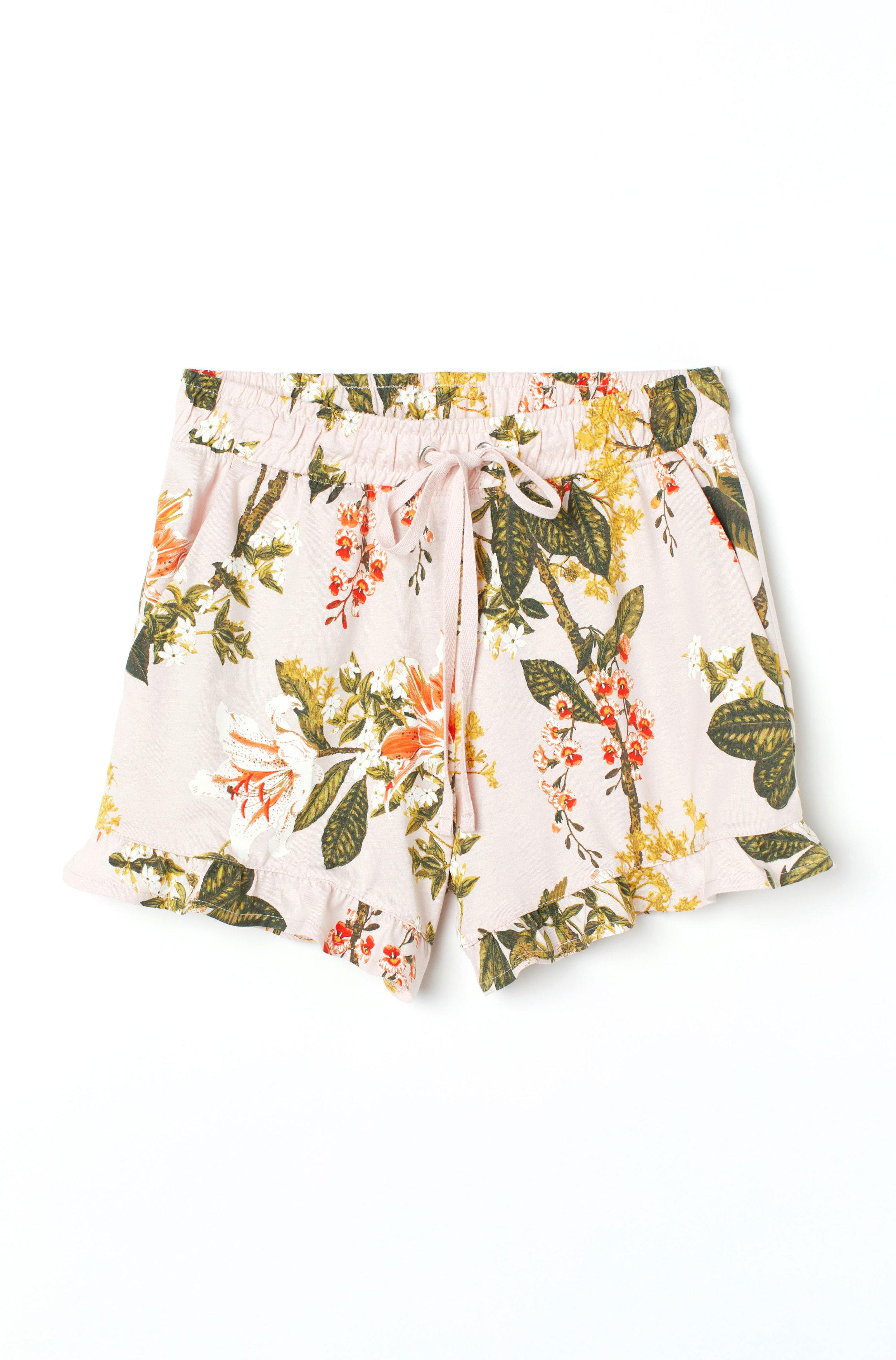 H&M Tropical Shorts     $12.99