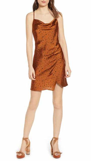 JOA Slip Dress    $69