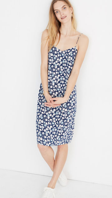 Madewell Floral Dress  $118