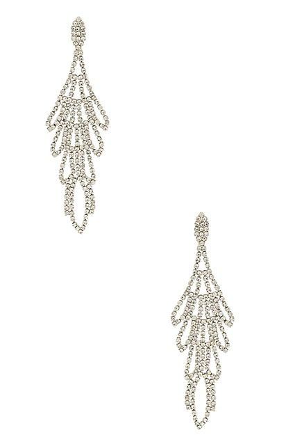 8 Other Reasons Crystal Earrings  $54