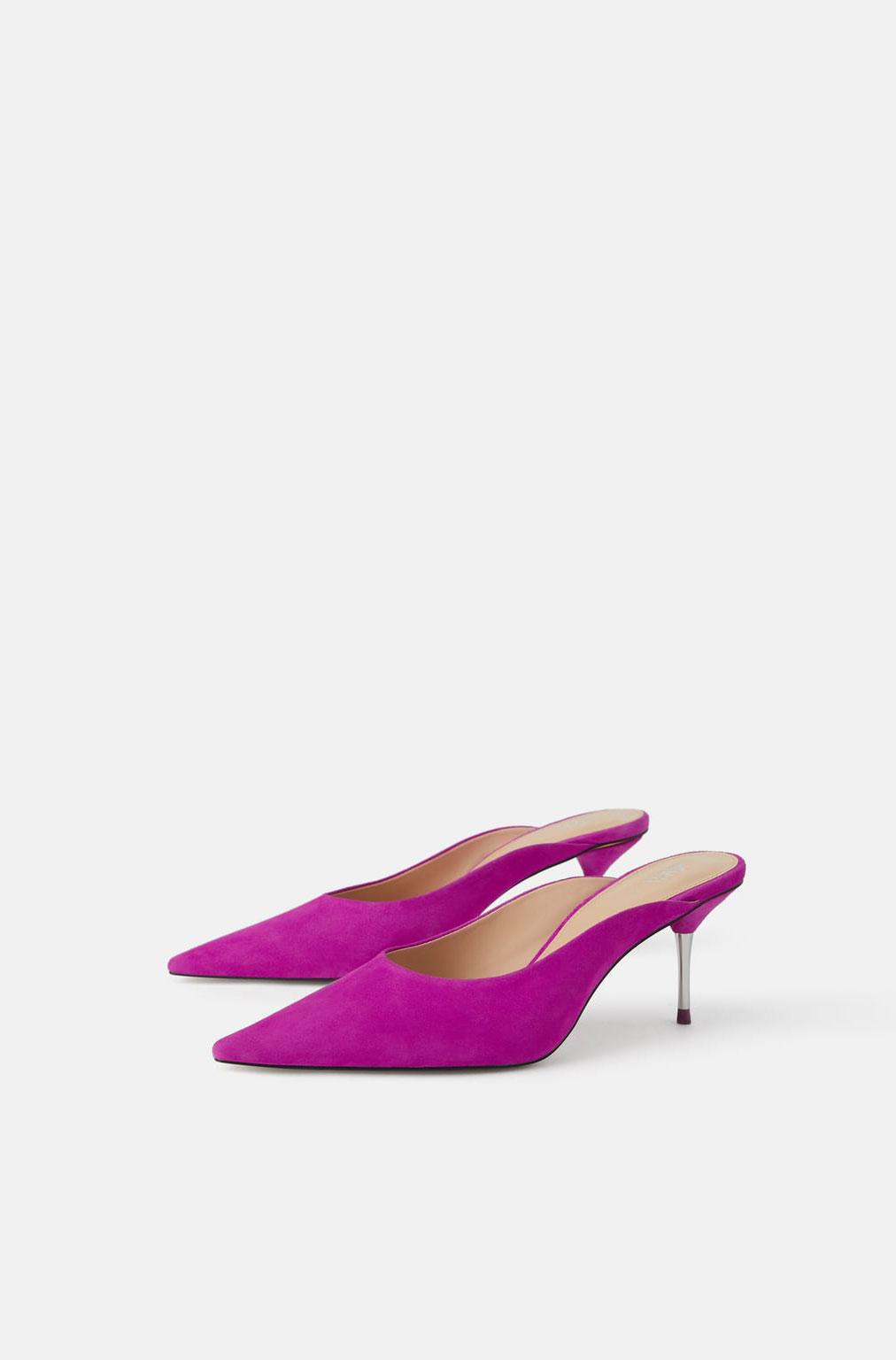Zara Mules     $69.90