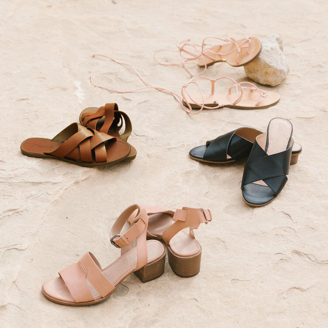 A Neutral Lease on Life - These neutral items are not for blending in.Photo: @madewell