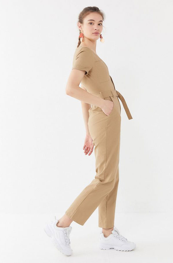 Tiger Mist Neutral Jumpsuit  $99