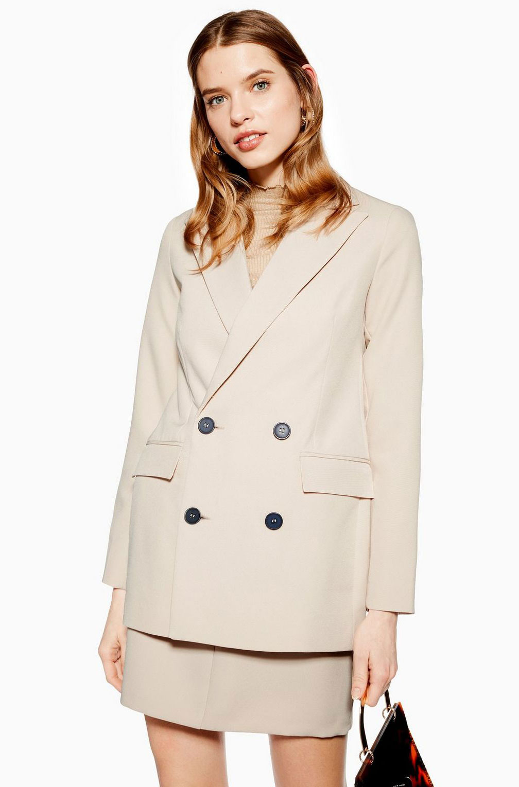 Top Shop Neutral Suit  $165