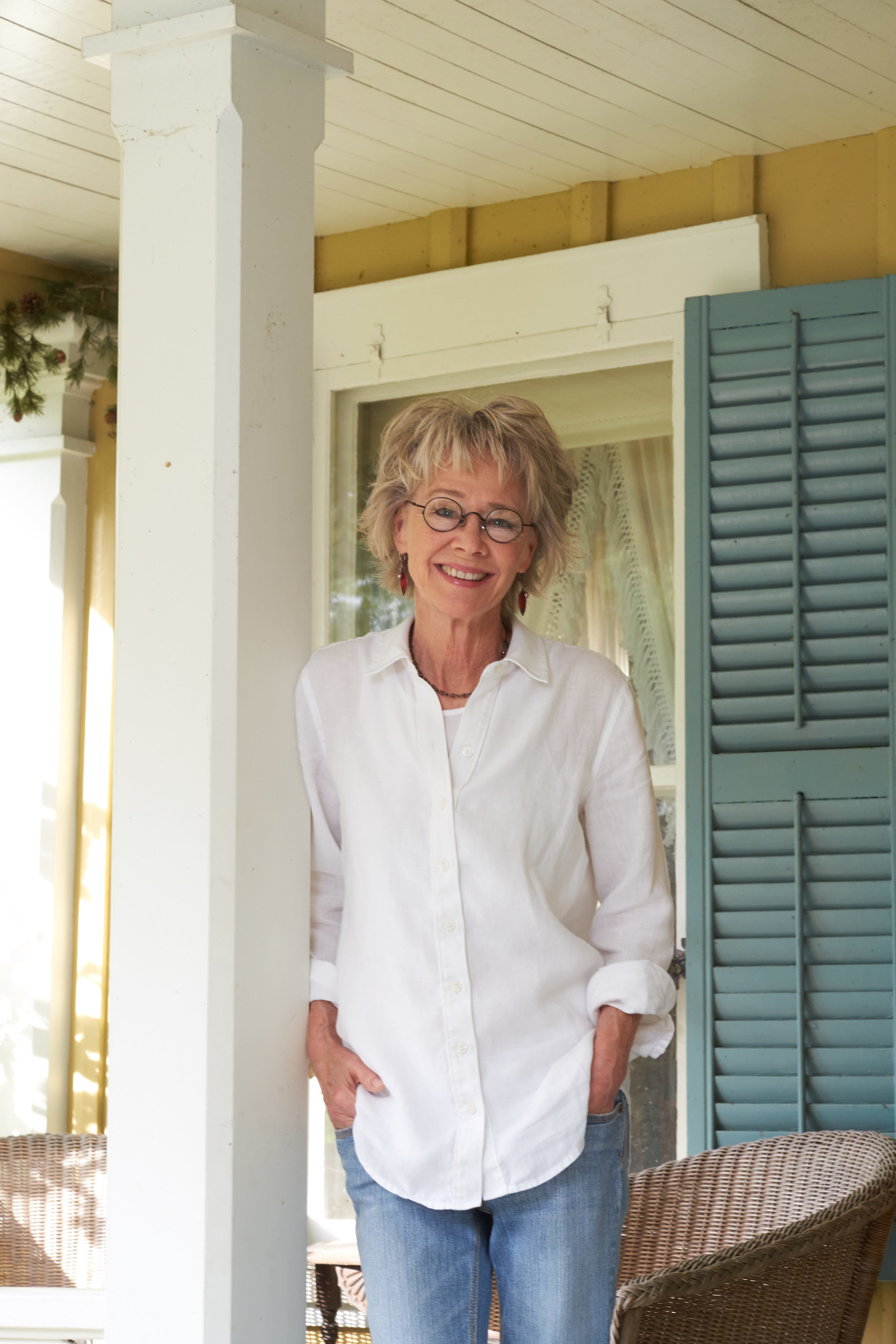Voelckers Photo - Standing on Porch.jpg