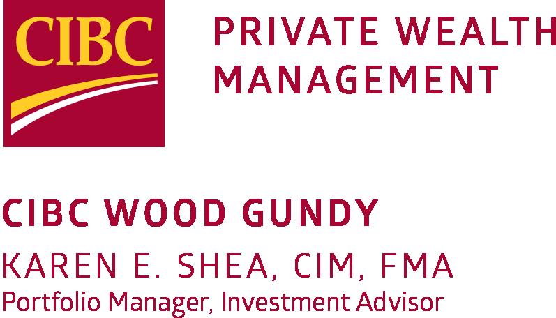 CIBC Wood Gundy | Karen E. Shea, CIM, FMA