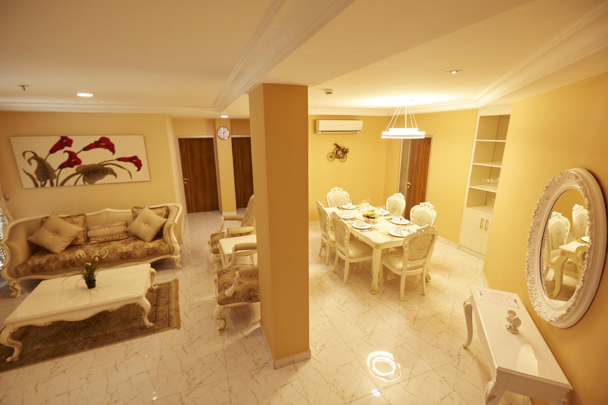 2 Bed Royale Dining : Living Room 1 .jpg
