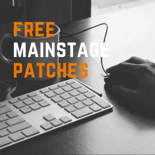 30 Free MainStage Patches -