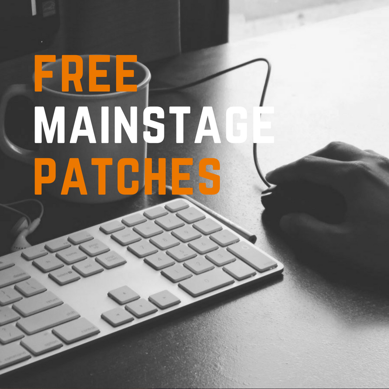 Free MainStage Patches -