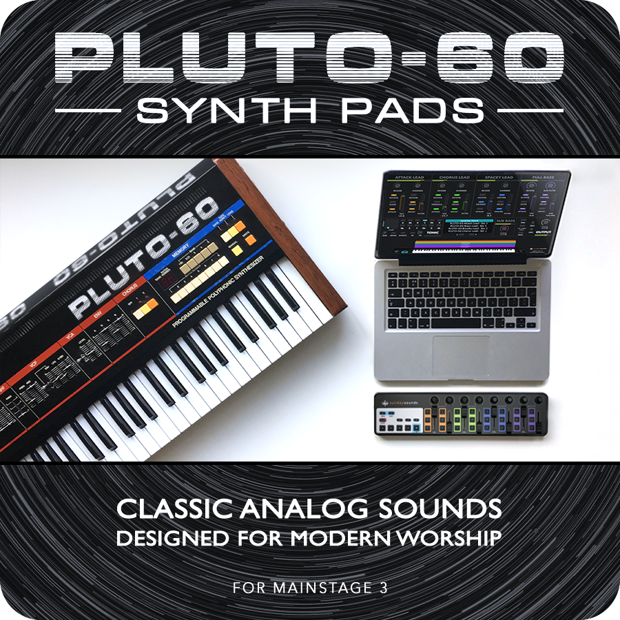 Mirrors: MainStage 3 Pads and Textures for Worship — MainStage Patches and  Templates from Sunday Sounds
