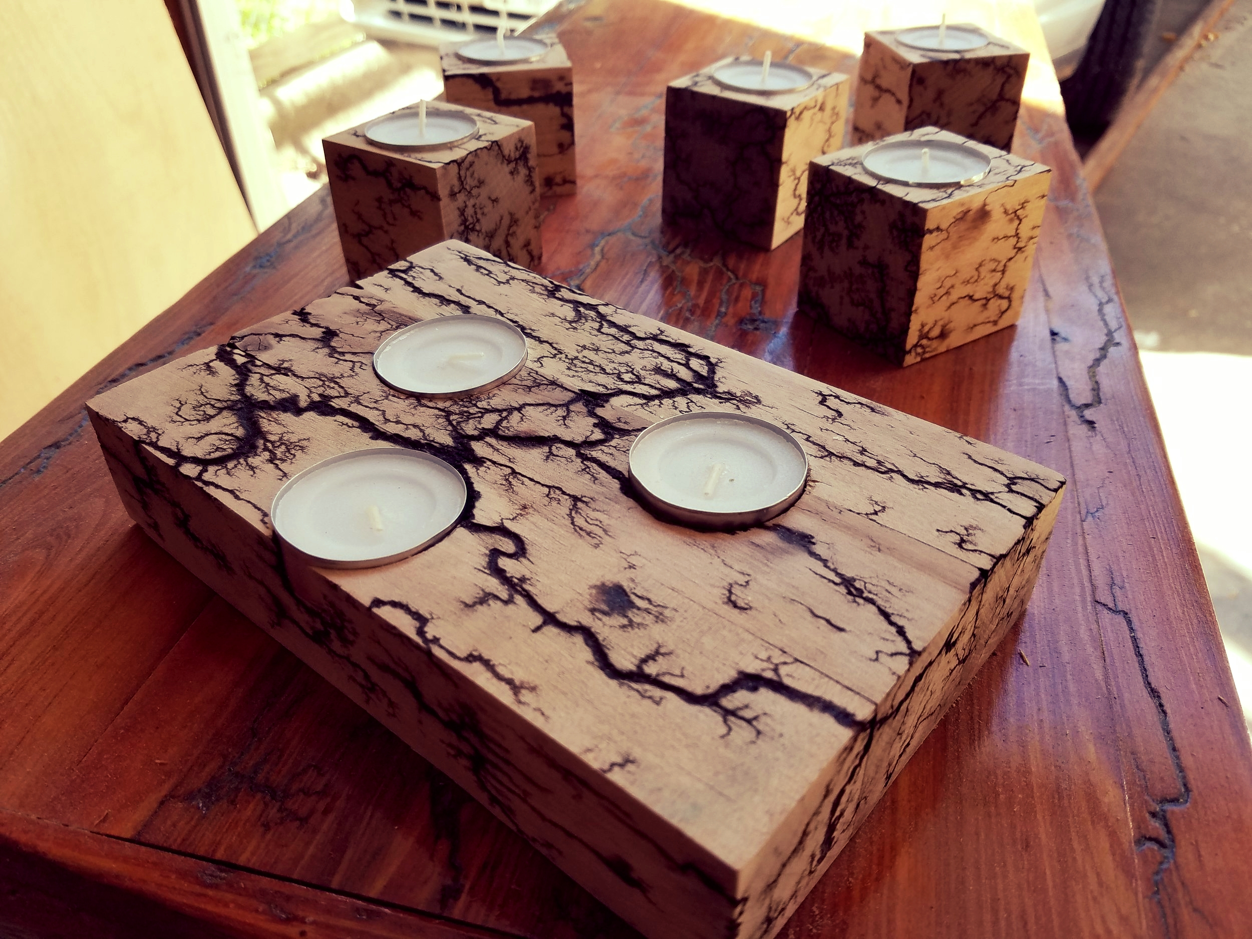 - Candle Holders of ALL Sizes