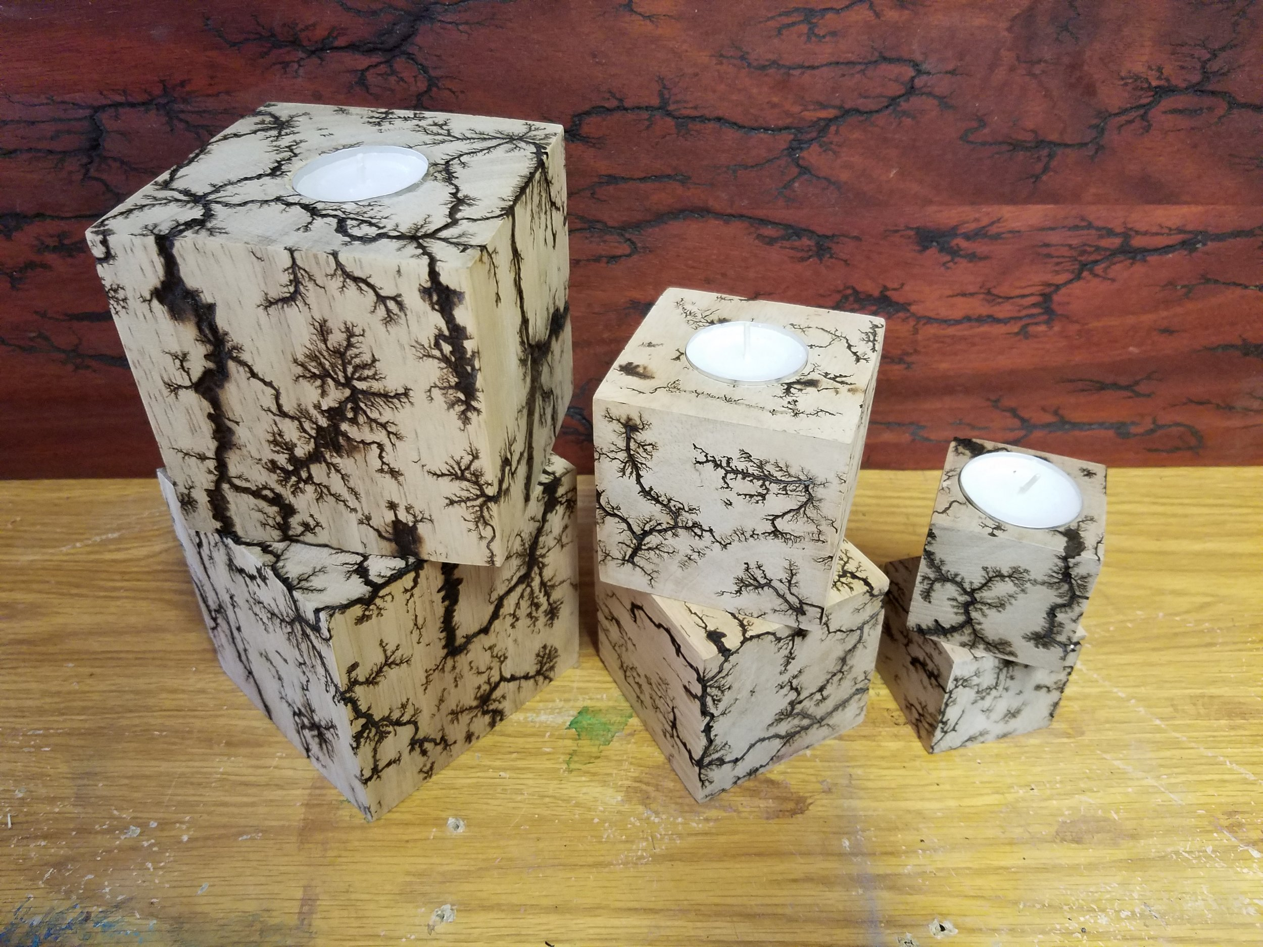 Multi Size Candle Holders
