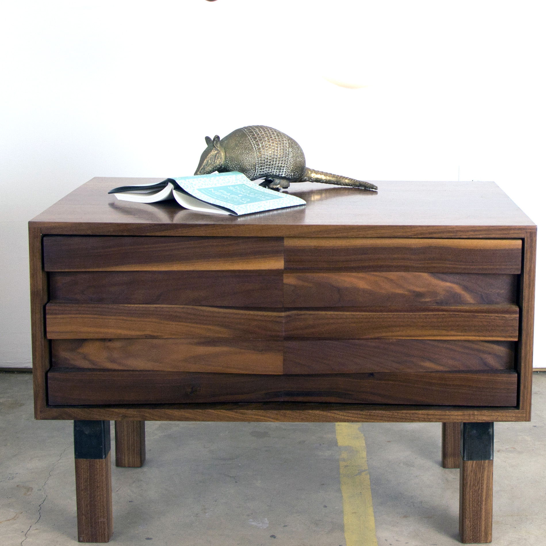 Horizontal See Saw Nightstand
