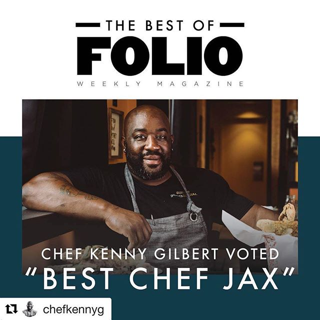 #Repost @chefkennyg with @get_repost ・・・ Thank you 🙏🏿 😊. I'm nothing without my team. I'm nothing without you as guests coming in to dine. The journey is not an easy one, nor is it supposed to be. There are long days, self doubt, success, joy, tears, etc...At the end of the day we have created jobs for our community and the plan/goal has always been to provide delicious cravable food & drinks that is affordable.  We fall down and we get up and dust ourselves off to do it all over again for you. Thank you for your support.  We promise to keep cooking/serving our guests with love and passion as long as you keep coming in 😊! Thanks to @folioweekly for creating a platform, for guests, to vote on what we do, as business owners.  To all of the local businesses, know that you're not alone. I respect each and everyone of you that get up daily to do something that you're passionate about. I'm honored to be a part of this community. I'm doing my best to make you my community proud. #904 #florida