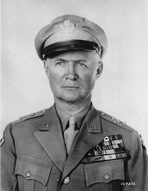 Major General Willis D. Crittenberger. January 1942 – July 1942 (depicted as LTG in photo).