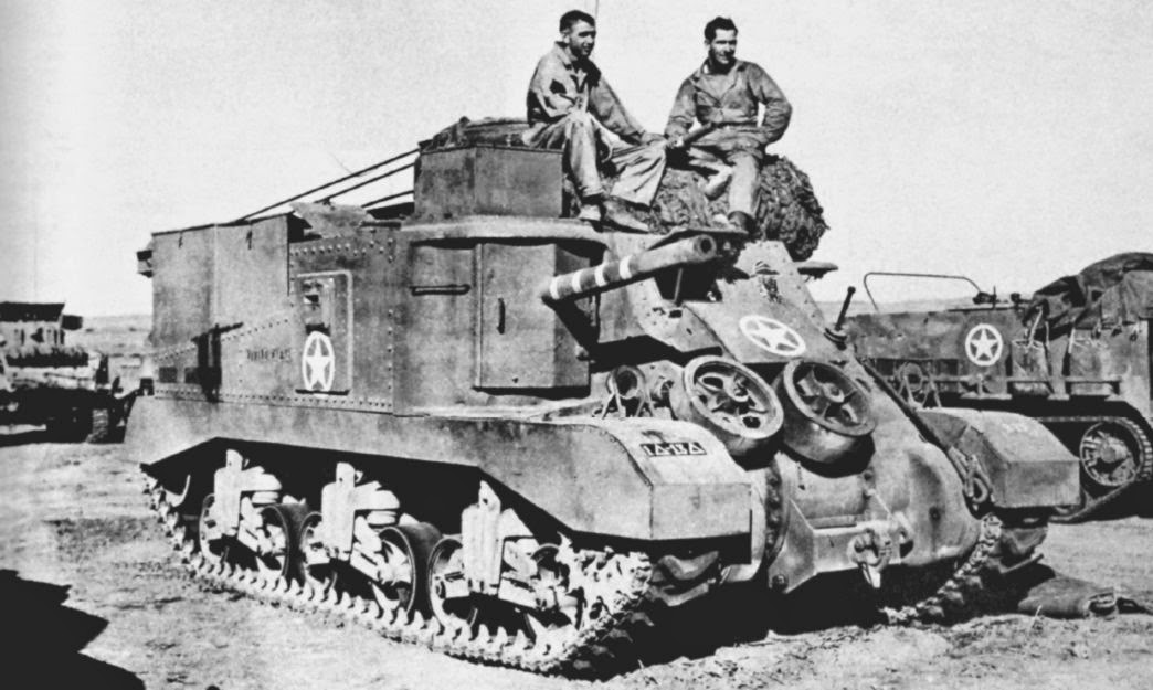 ''LITTLE CAESAR''from 1/13th Armored, 1st Armored Division.