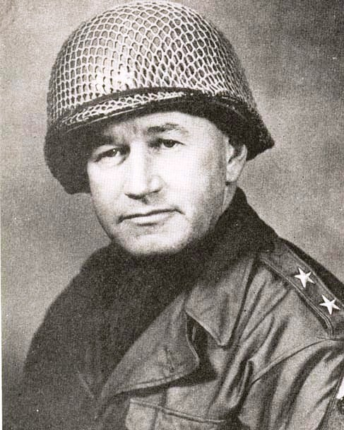 """No damned infantry division is going to beat my outfit to the Elbe."" Major General Issac D. White. 19 January 1945 – 8 June 1945.   Because of his extensive experience in tank warfare,   Armor magazine   dubbed him ""Mr. Armor"" upon his retirement."