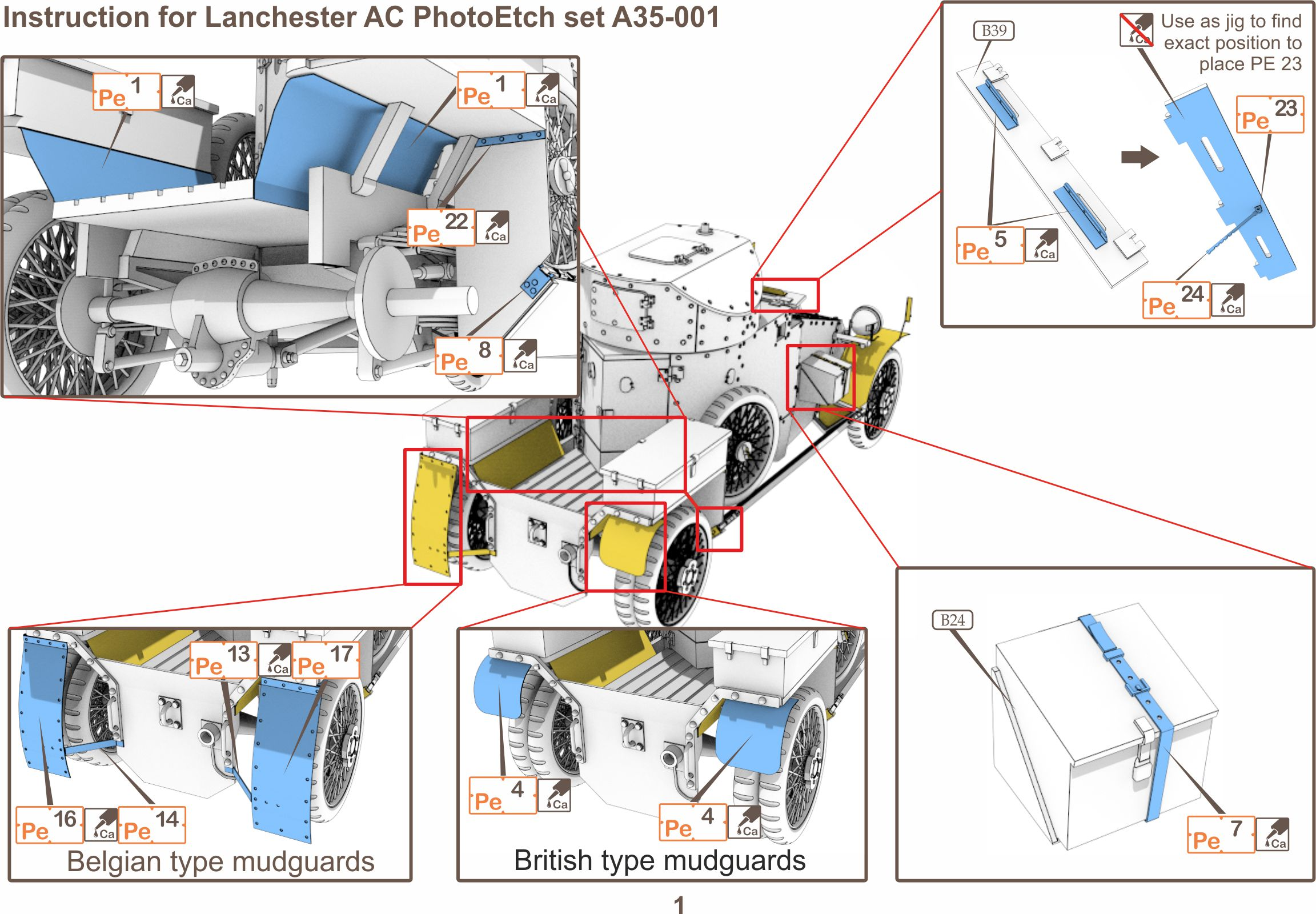 A35-001 Lanchester instruction1.jpg