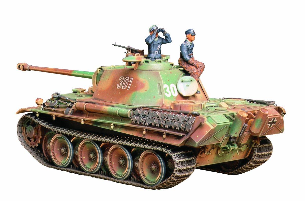 TAMIYA 35171 Panther G Separate Track Link 1:35 Military Model Kit